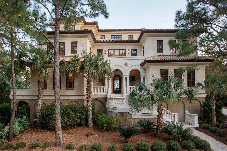 This Stunning South Carolina Beachfront Mansion