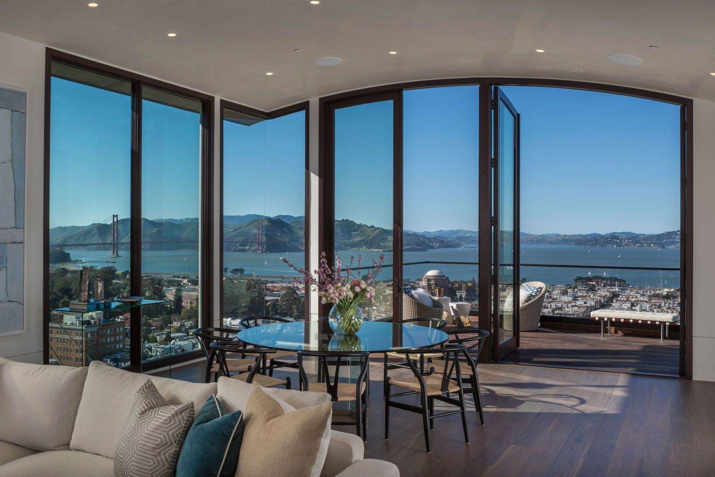 Peek Inside The Most Expensive Home For Sale In San Francisco
