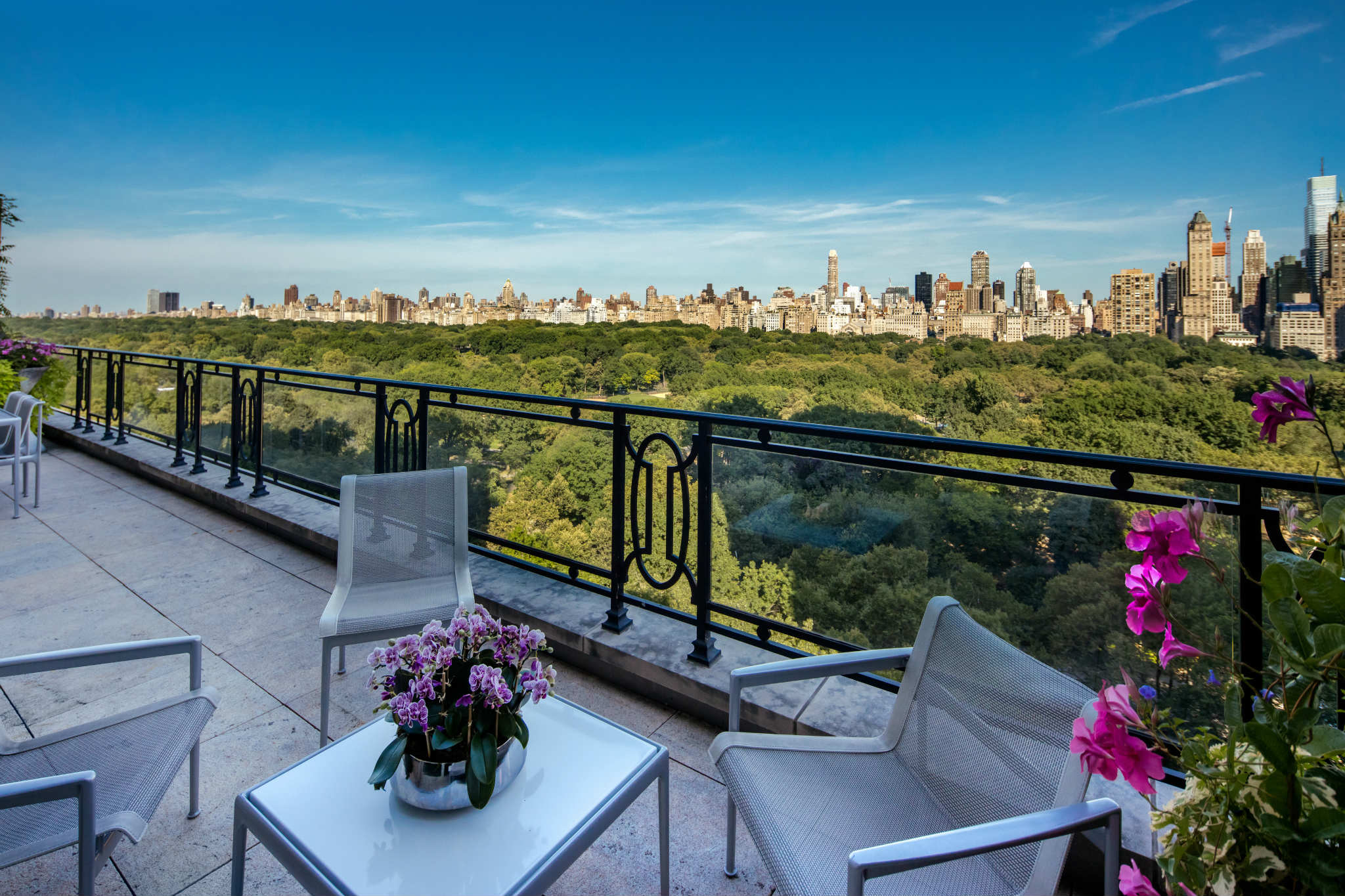 sting u0027s central park facing penthouse is asking 56m