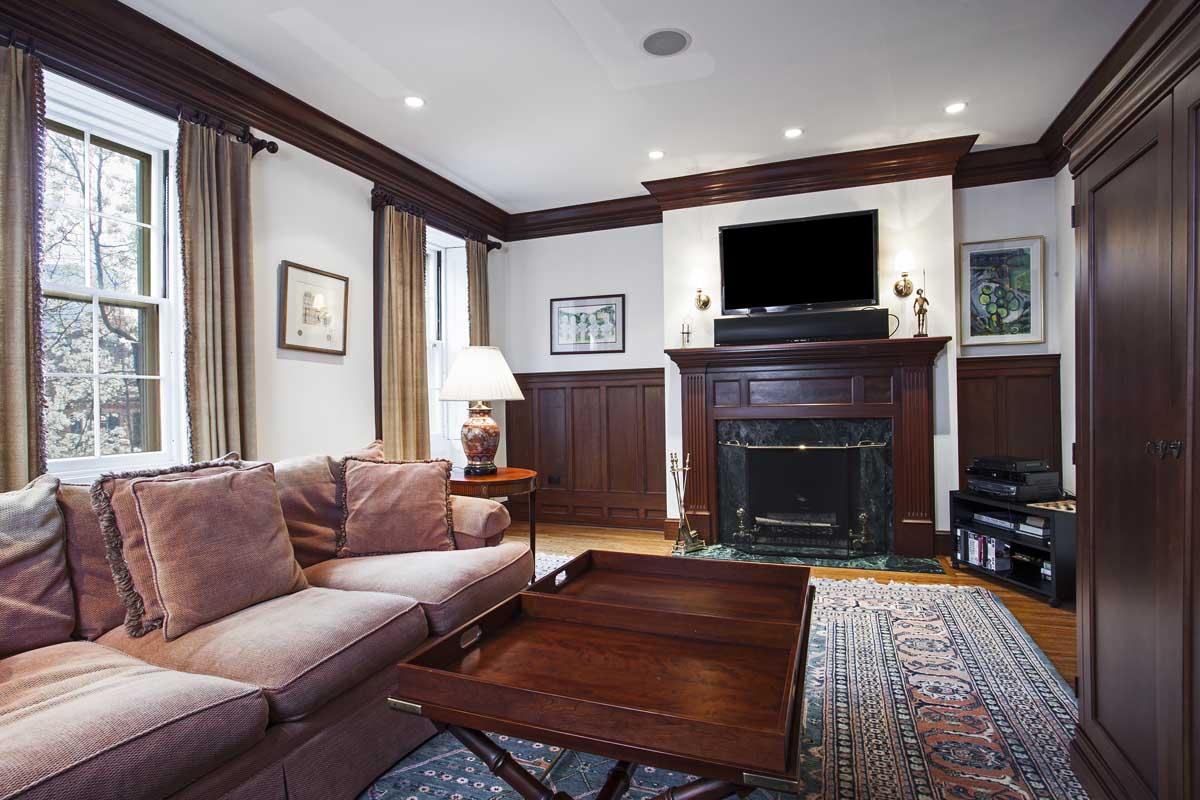 Additional Amenities Include Central Air An Elevator And Private Parking On Louisburg Square At Your Front Door