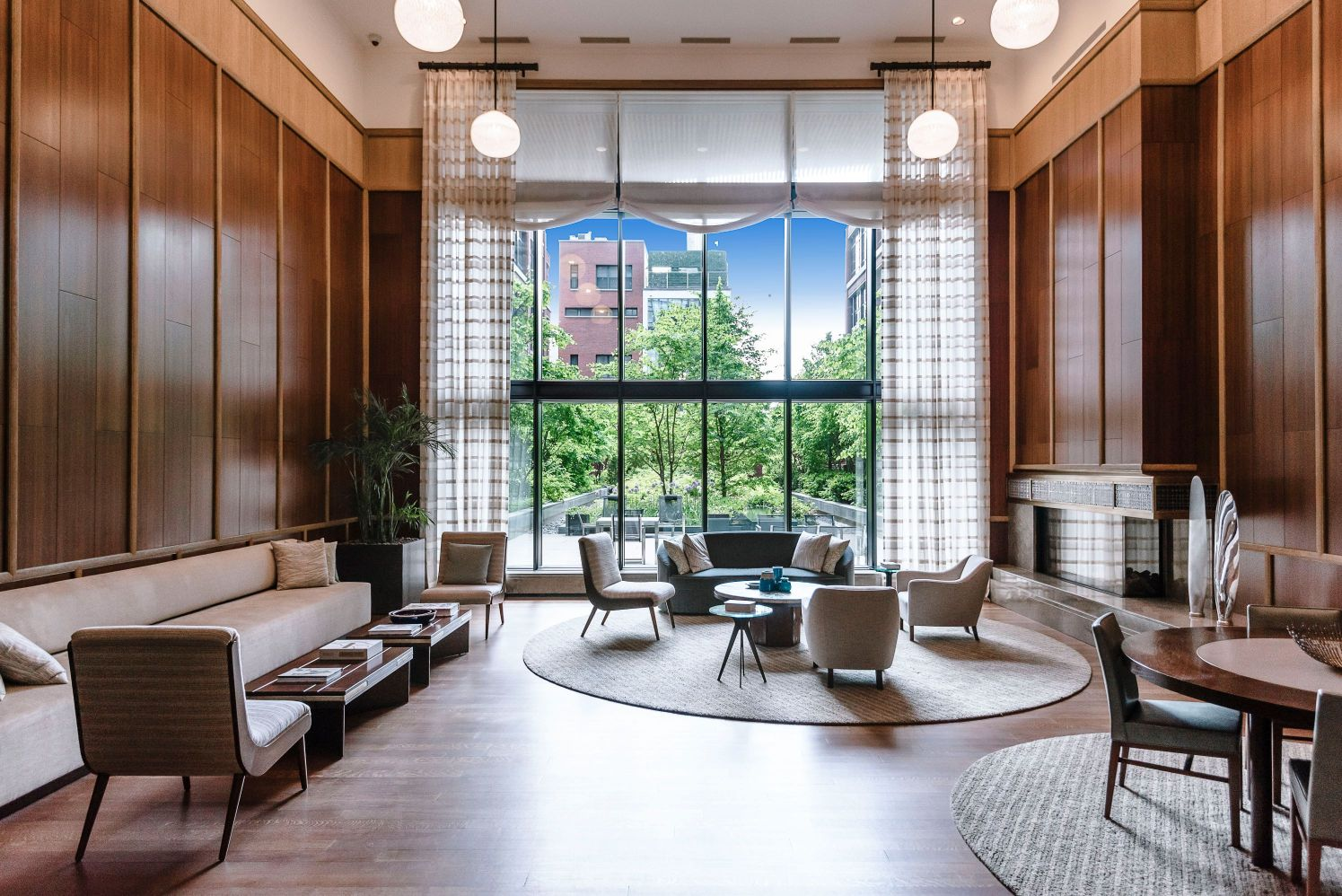 American Rocker Jon Bon Joviu0027s Duplex Apartment In Downtown Manhattan, New  York Has Been Listed For $17.25 Million, Mansion Global Reported.