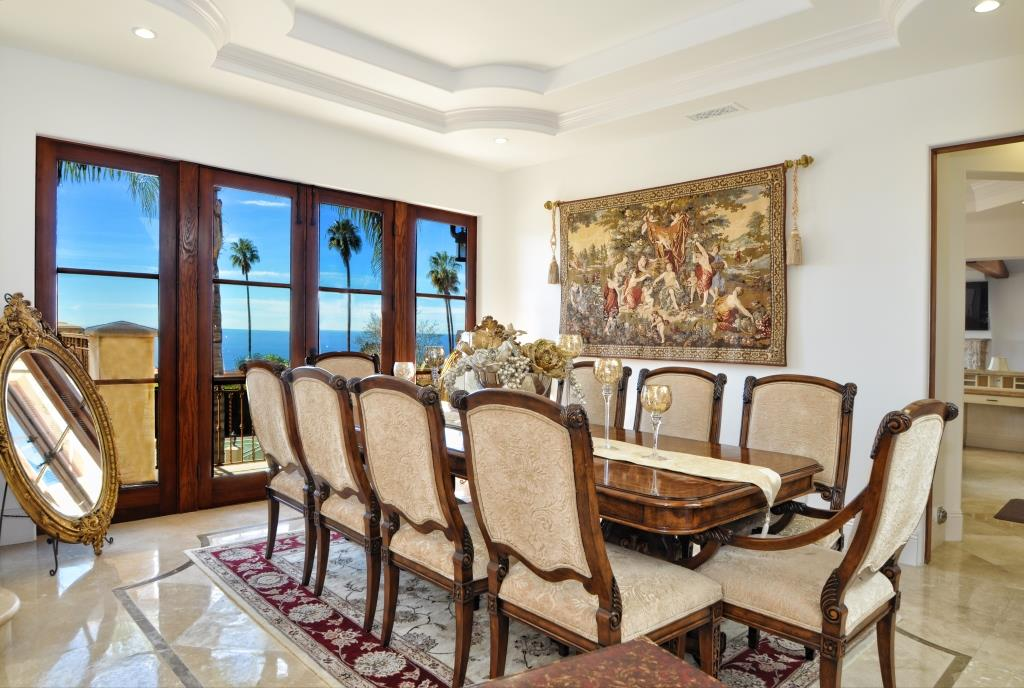 8 Dining room view 2