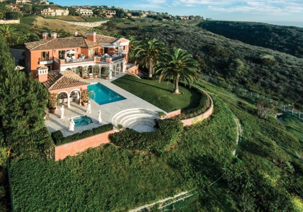 Haute residence featuring the best in luxury real estate for Most expensive homes in orange county