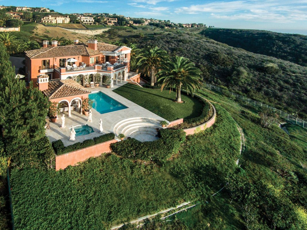 most expensive home sale in orange county sells for $24m