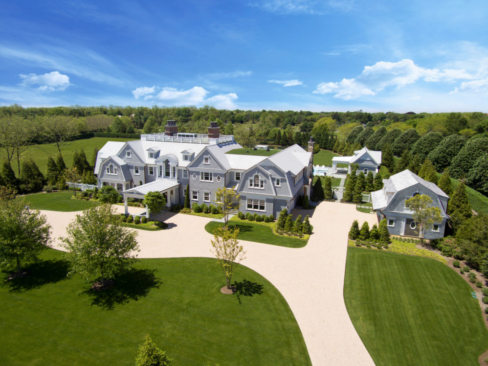 Hamptons largest home for sale costs 35m for Hamptons home for sale