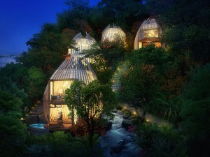 Rosewood Papagayo  Treehouses