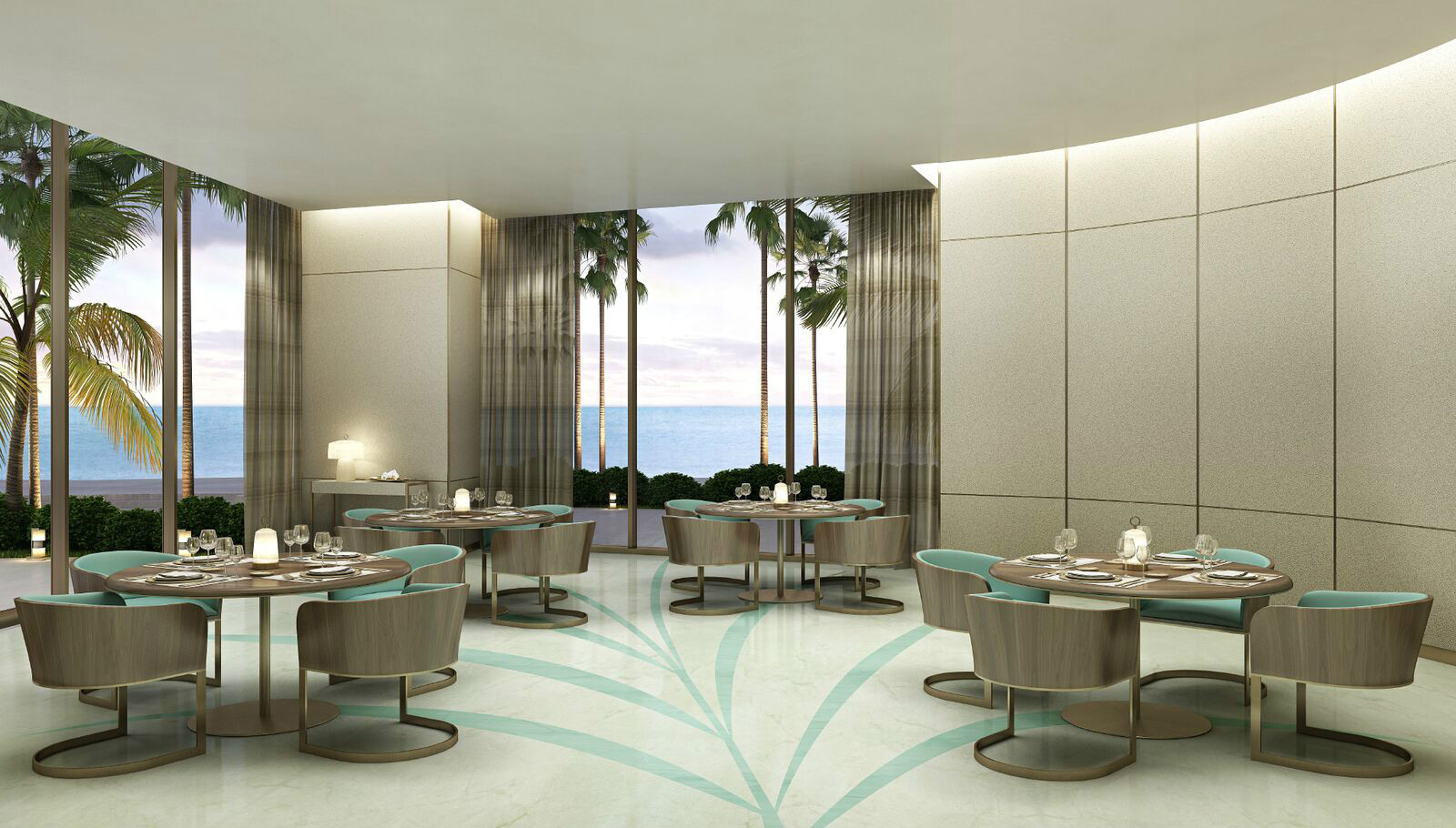 ... Residences by Armani/Casa's penthouse buyer with an exclusive  opportunity to define their custom interiors firsthand with the Armani/Casa  design team ...