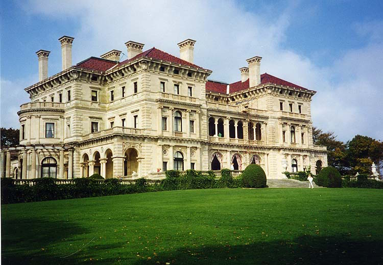 This Mansion, Originally Constructed For Cornelius Vanderbilt II, Was Built  In An Italian Renaissance Design, And Covers Nearly 125,000 Square Feet.