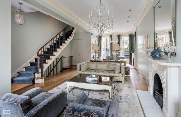 Regal Modern 85 charles blends modern and regal styles