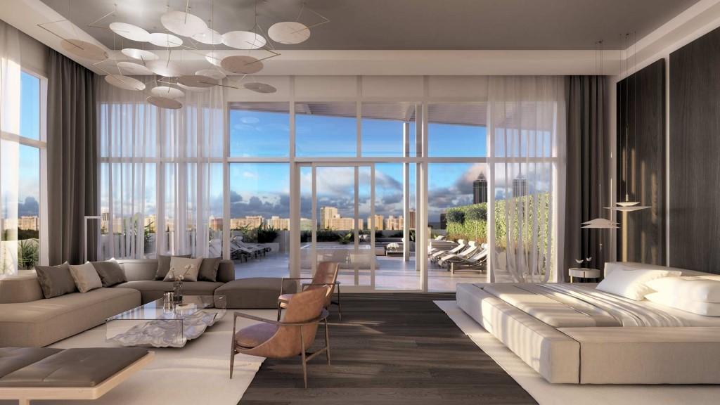 Ritz Carlton Residences Miami Beach Ph3 Bedroom
