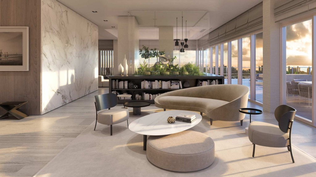 Ritz Carlton Residences Miami Beach Ph5 Interior