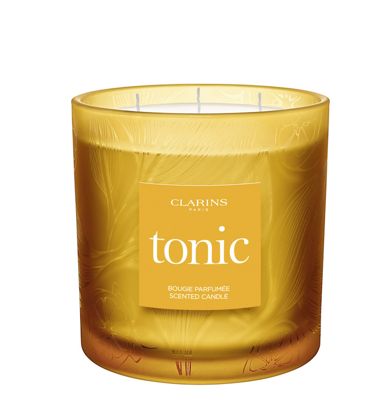 Clarins Tonic Scented Candle 2017