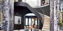Atlanta Homes & Lifestyles Home for the Holidays Designer Showhouse 2017. Photos courtesy of David Christensen