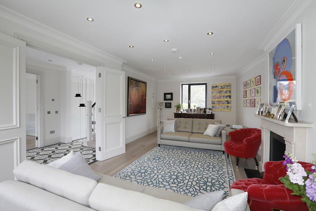 Fulham flat