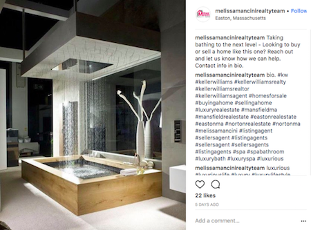 7 Of The Most Luxurious, Spa-Like Bathrooms On Instagram Zen Like Bathroom Designs Html on spa like bathroom designs, black and white bathroom designs, spa feel bathroom designs,