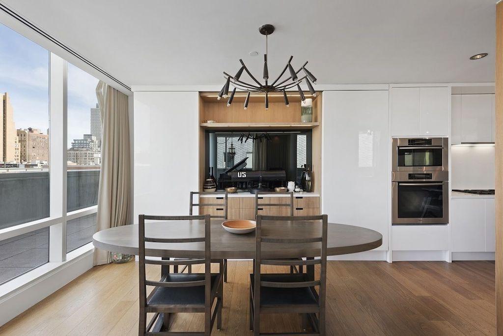 Justin Timberlake Soho kitchen