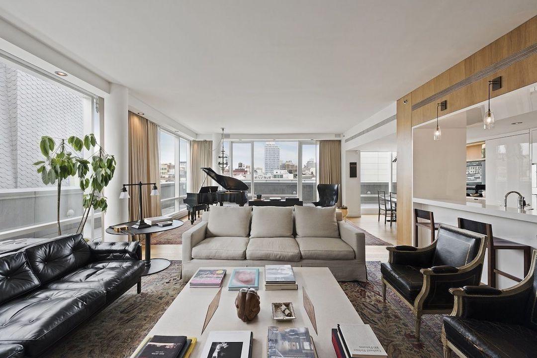 Justin Timberlake Jessica Biel Soho Penthouse