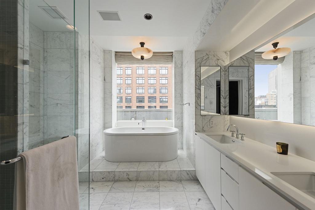 Justin Timberlake deep soak bath soho