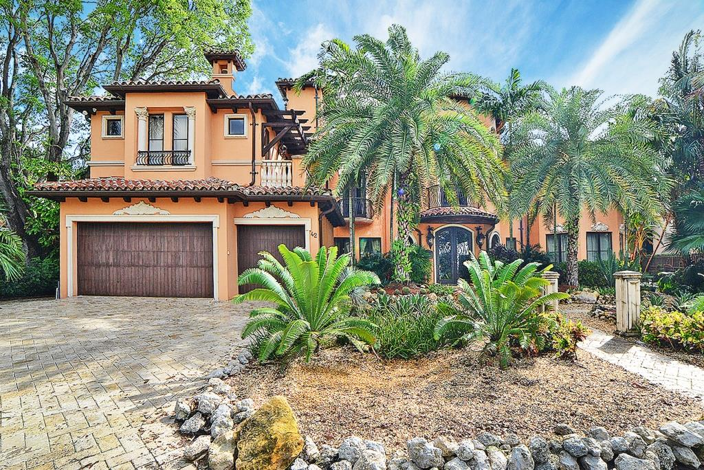 42 Nurmi Dr, Fort Lauderdale, FL, 33301 is offered at $4,499,000 by Levinson