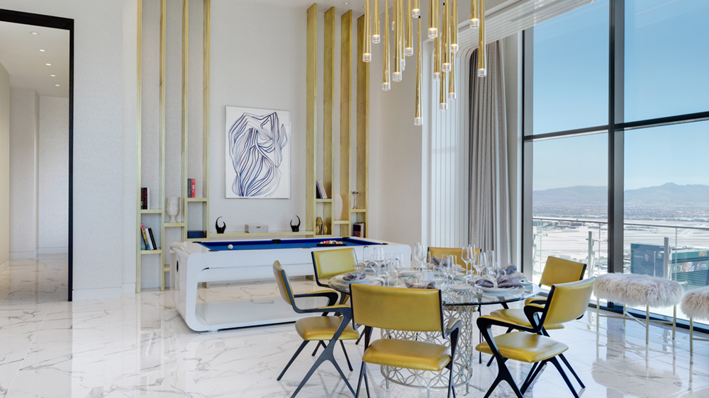 Making It Rain In Vegas: Residential Real Estate That Reflects Winning Streak Opulence