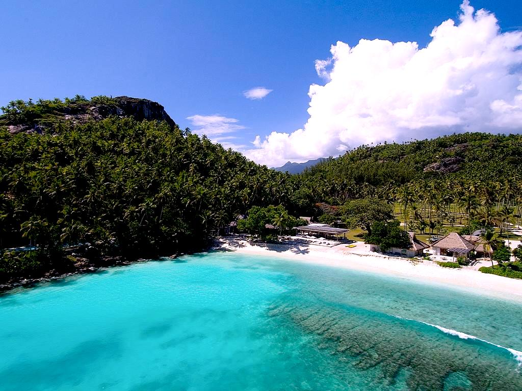 water in the Seychelles