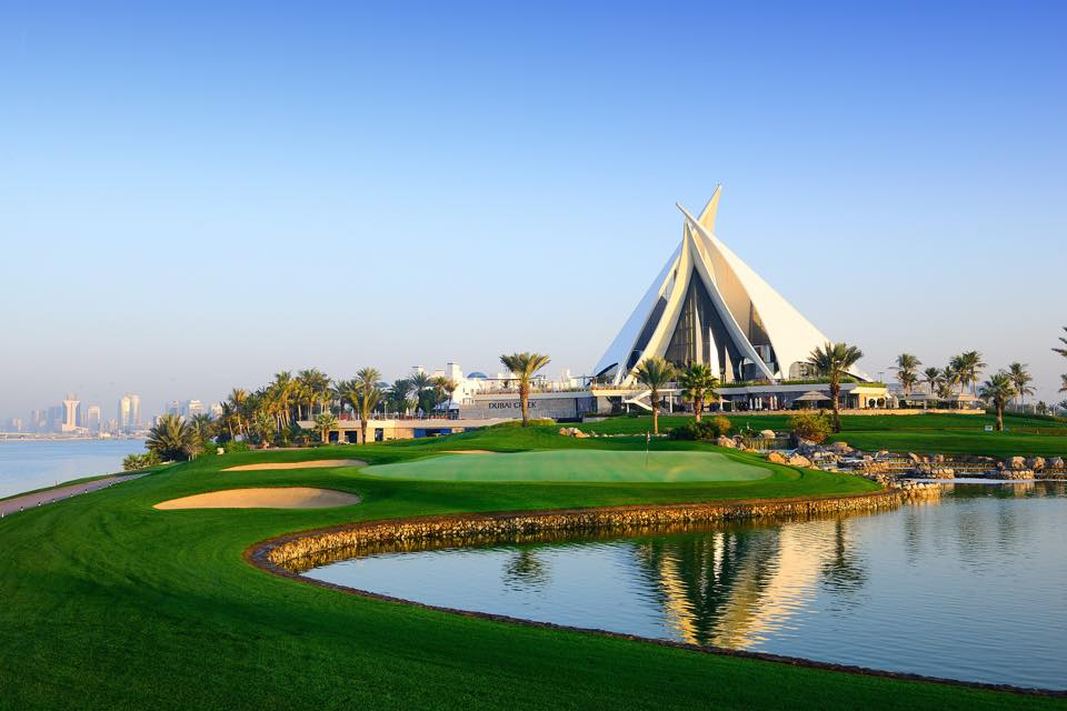 Photo courtesy of the Dubai Creek Golf & Yacht Club Facebook page