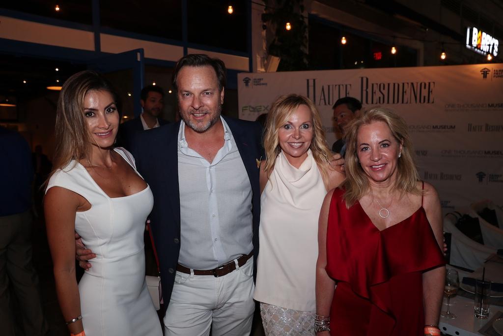 Kelly Montoya, TJ Sabo, Lori Lane & Debra Johnston (Photo Credit: World Red Eye)