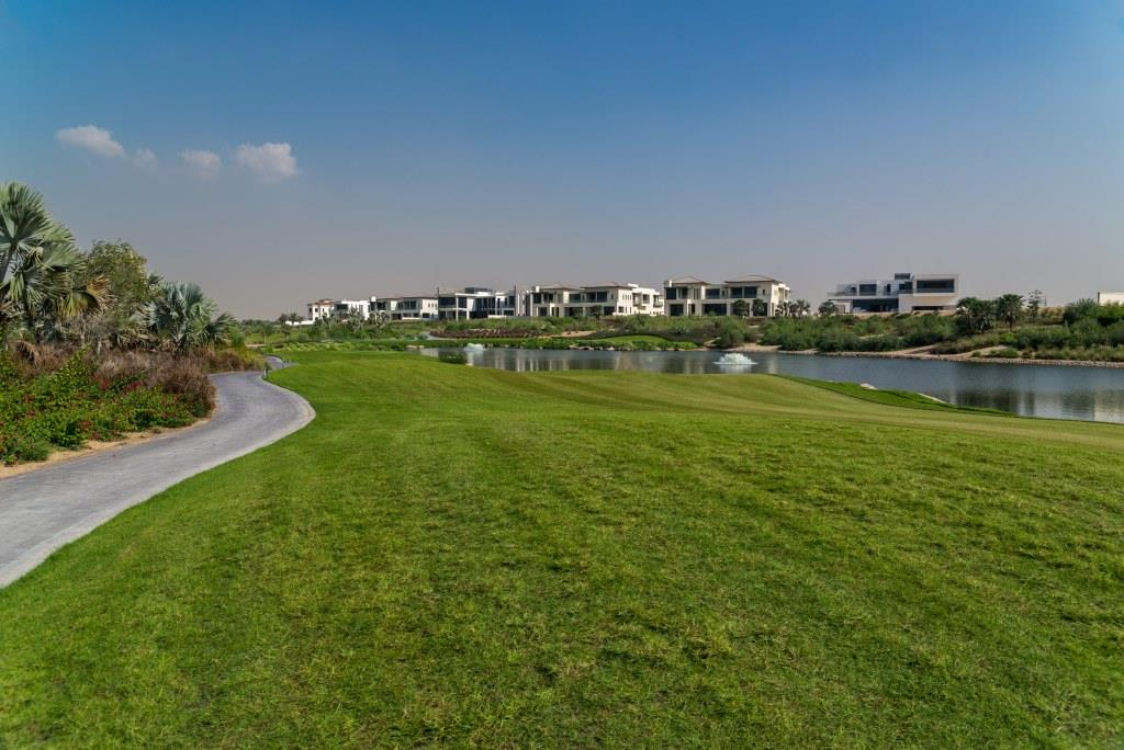 6 Dubai Hills Golf Course