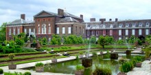 Kensington Palace garden grounds