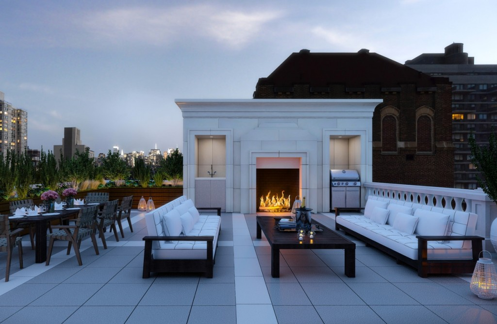 Rooftop Terraces