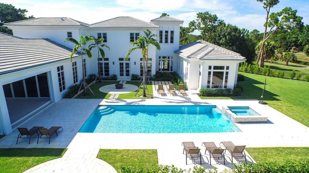 Serena Williams Palm Beach House