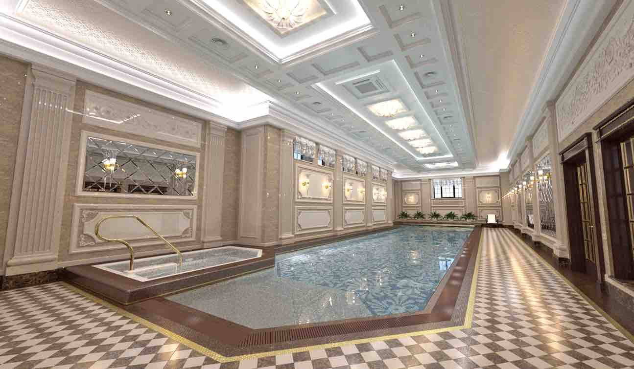A Private, Home Luxury Spa Is The New Must-Have Luxe