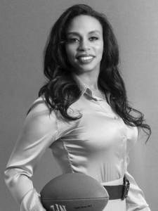 Tina Perkins bw