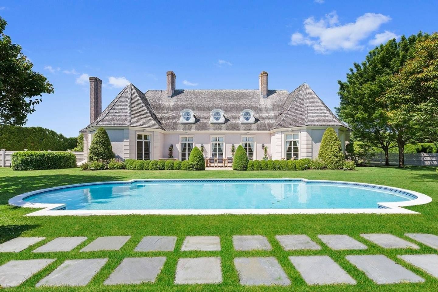 Bridgehampton estate