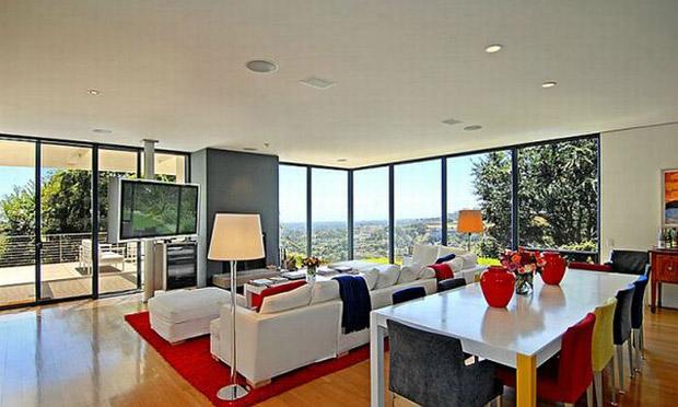 Homes Of Jennifer Aniston