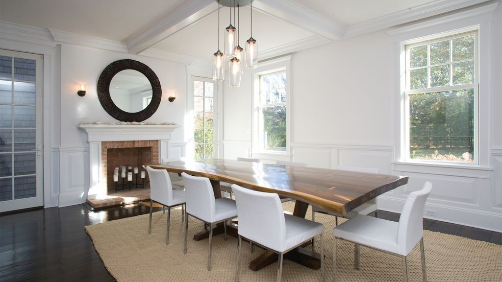 Kitchen in a Hamptons Cottage