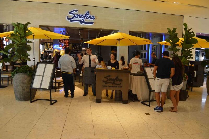 Serafina Miami /  Photo Credit: Tony Phelan