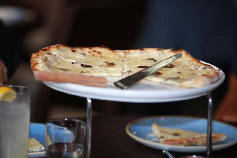 Serafina Miami Pizza / Photo Credit: Tony Phelan