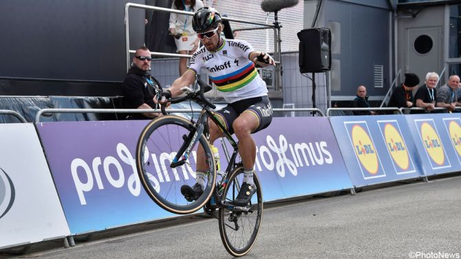 Peter Sagan Tour of Flanders