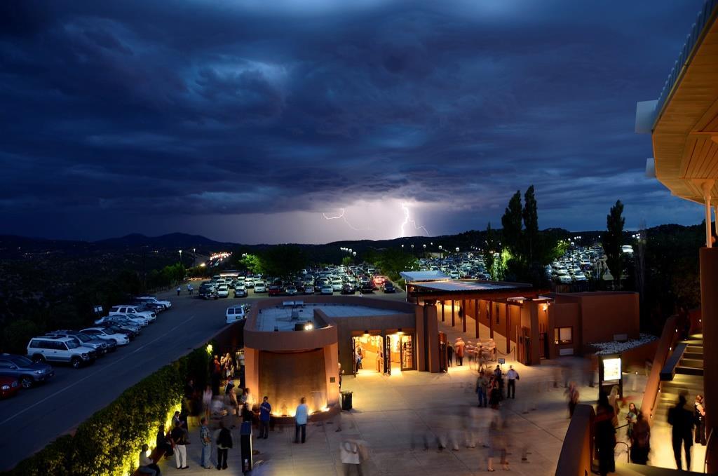 Santa-Fe-Opera-Lightning