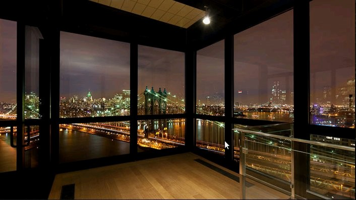 Dream Homes With The Most Amazing Evening City Views