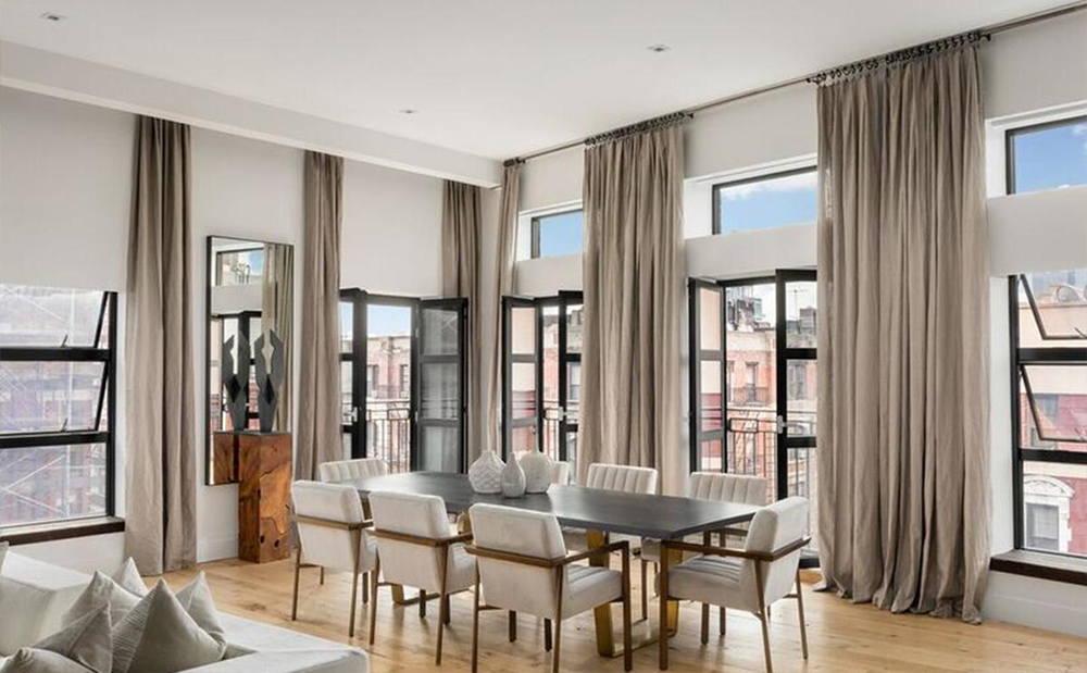 John Legend and Chrissy Teigen New York Penthouse