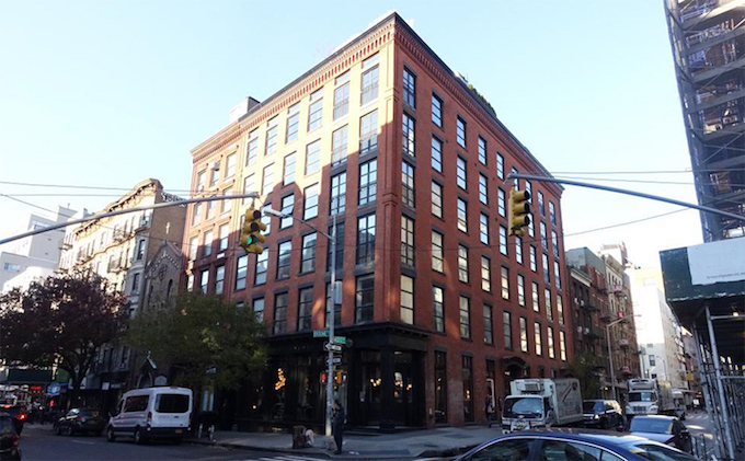 The Brewster Carriage House on Broome Street New York