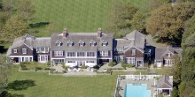 Jerry Seinfeld East Hamptons estate