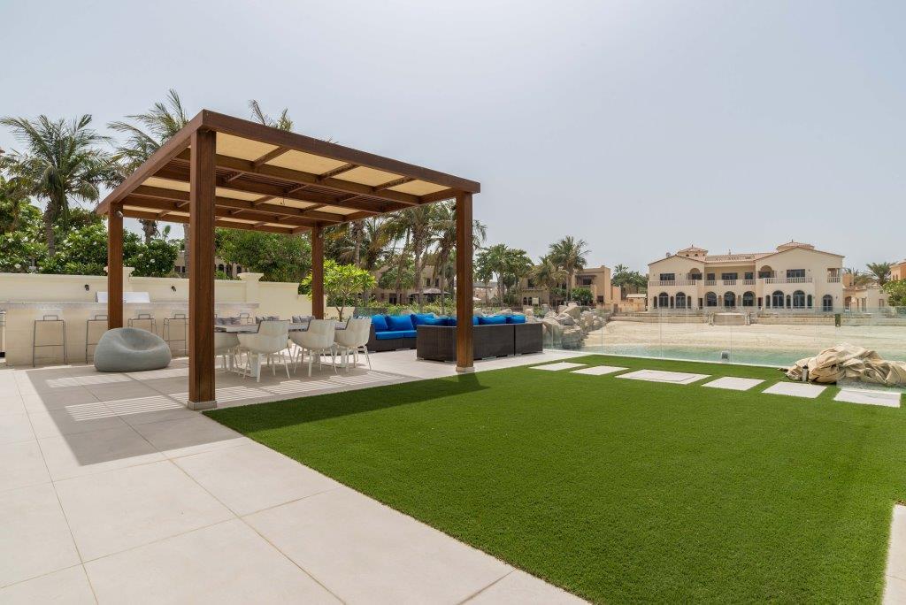 Palm Jumeirah Signature Villa 10