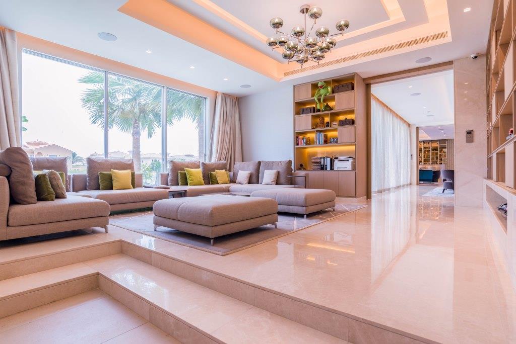 Palm Jumeirah Signature Villa 4