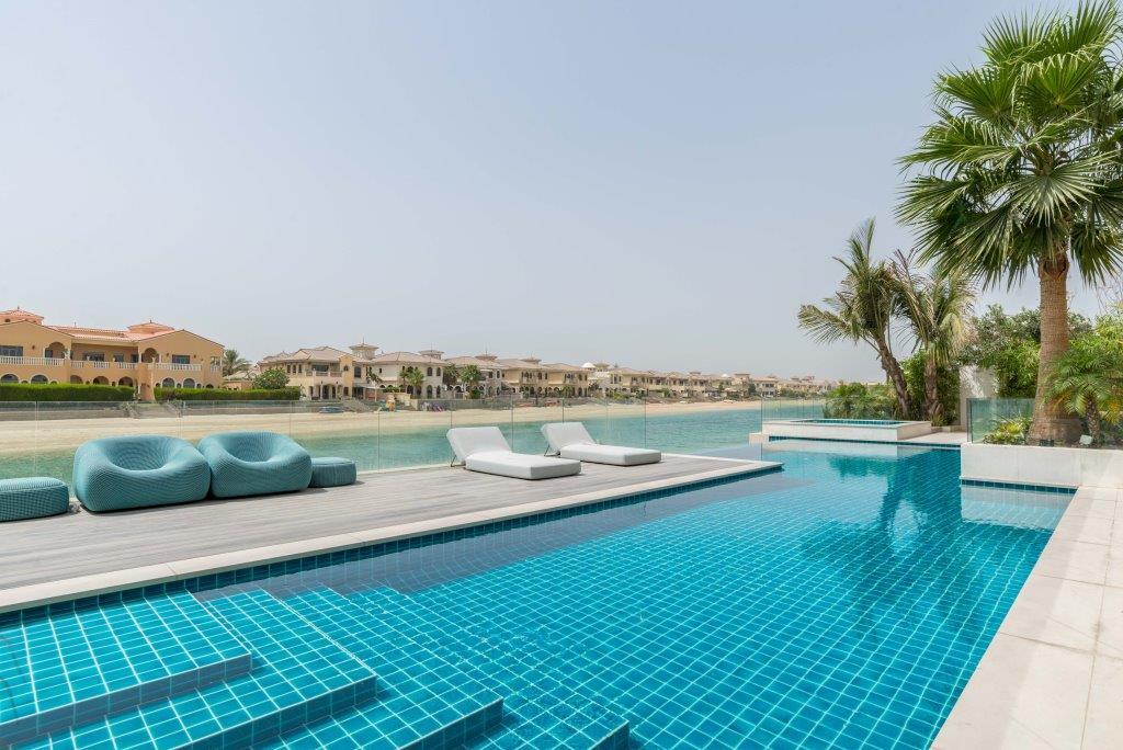 Palm Jumeirah Signature Villa 9