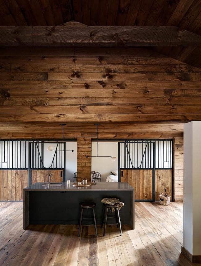 Amanda Seyfried guest house in Catskills