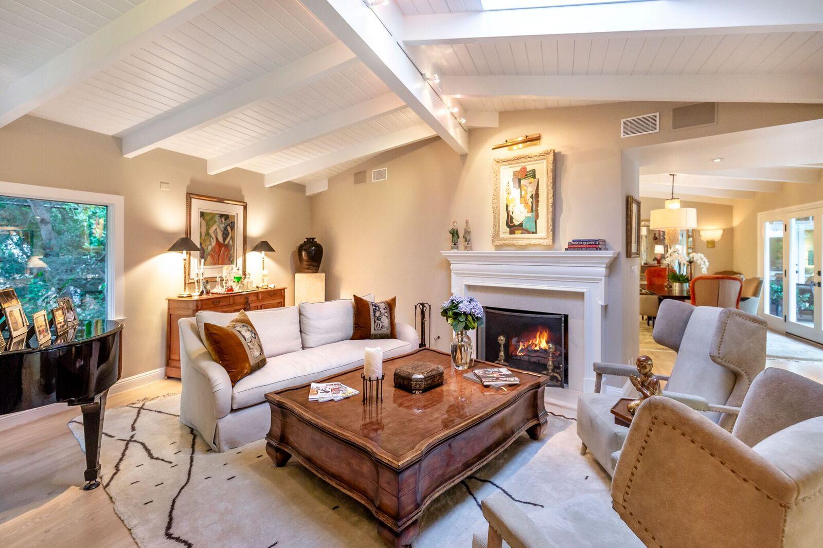 lavish beverly hills home by interior designer donna livingston