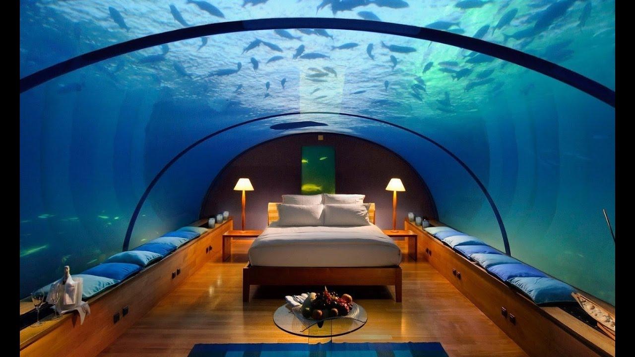 Bill Gates Xanadu 2.0 bedroom